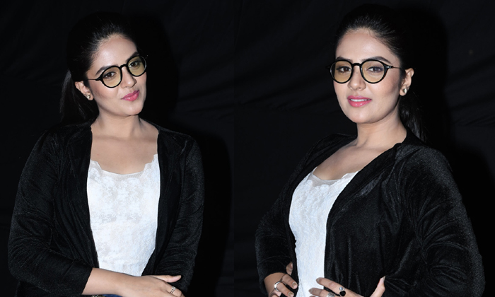 Sreemukhi New Stills-