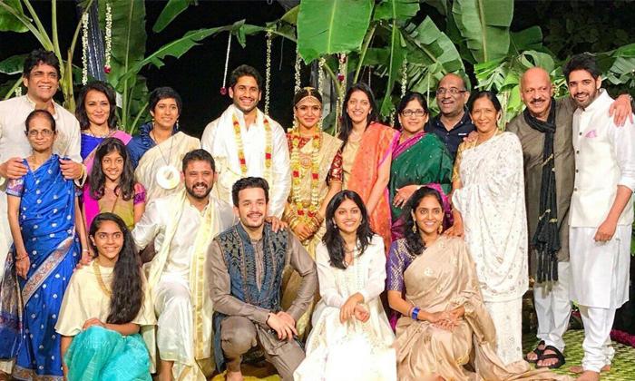Naga Chaitanya – Samantha Marriage Pics