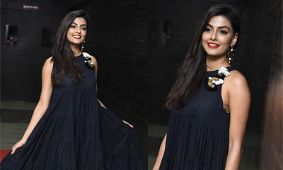 Anisha Ambrose Gallery-Anisha Ambrose Gallery--Telugu Actress Hot Photos Anisha Ambrose Gallery---