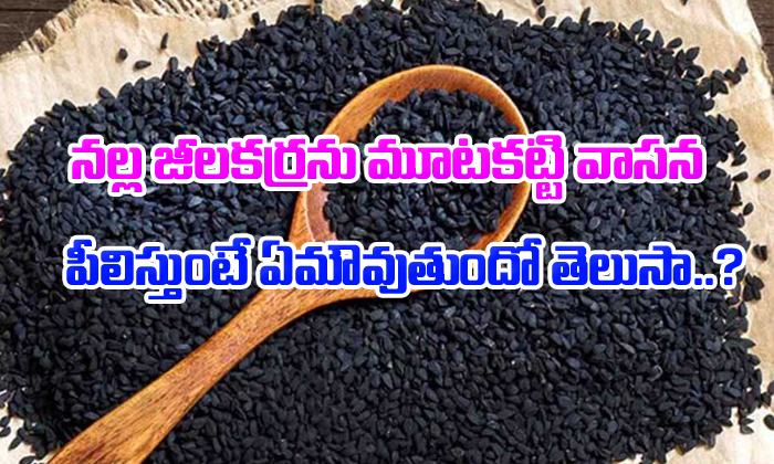 Black cumin seeds health benefits in telugu-