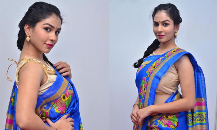 Pooja New Stills- Telugu