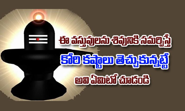 7 Things That Should Never Be Offered On A Shivling--7 Things That Should Never Be Offered On A Shivling-