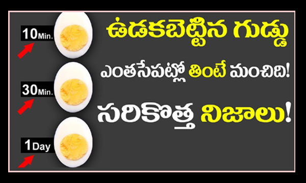 Shocking Benefits OF Boiled Eggs-,