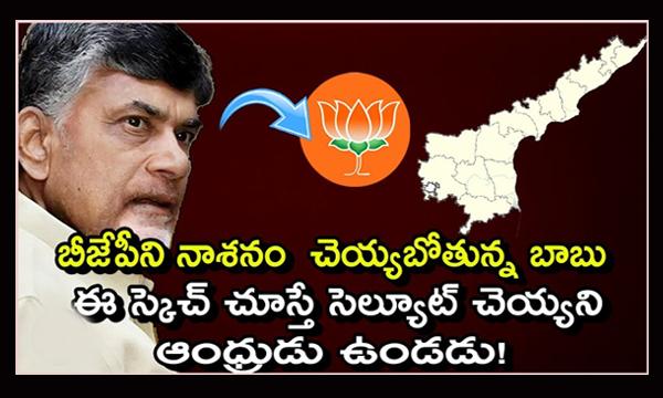 AP CM Chandrababu Naidu Fires On BJP-,,Beeg Videos Telugu