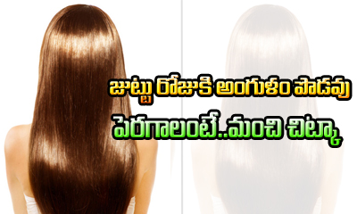 Super Fast Hair Growth---