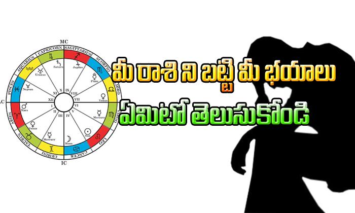 Fear Zodiac Sign- Telugu
