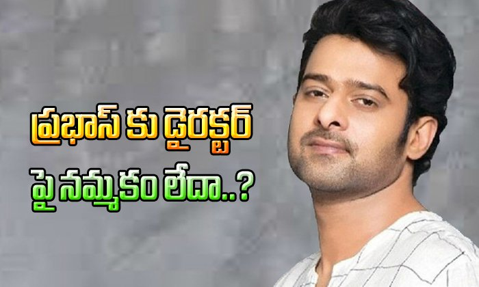 Team Saaho Unhappy With Sujeeth-,