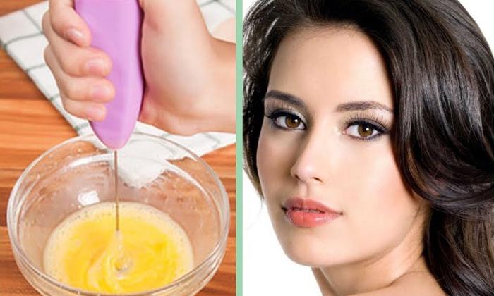 Egg Face Masks For Tighter Skin--