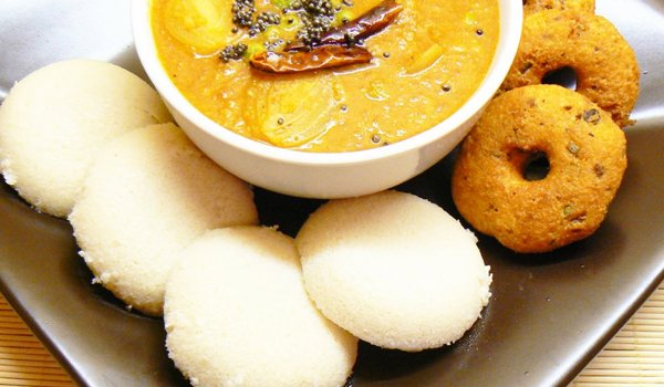 Idli Dosa Vada Effects Of Morning Breakfast-Idli Break Fast