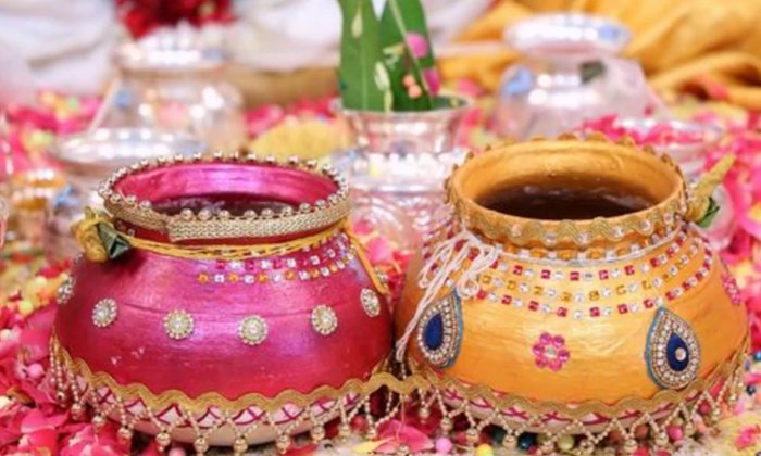 Importance Of Garika Muntha In Andhra Marriages--Importance Of Garika Muntha In Andhra Marriages-