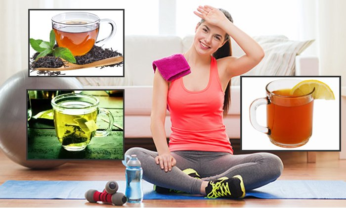 4 Healthy Tea Flavours After A Workout--4 Healthy Tea Flavours After A Workout-