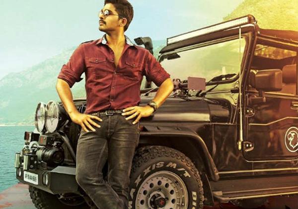 Allu Arjun Movie Gets Success Meet For 100 Days Function-