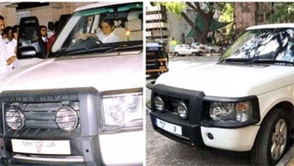 Amitabh Bachchan's Range Rover For Less Than Rs 24 Lakh-