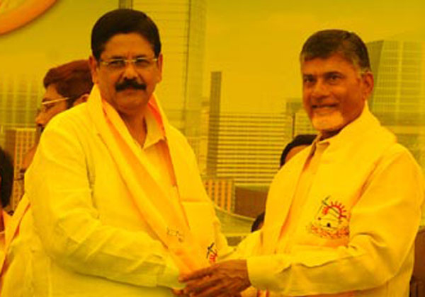 Anam Ramanarayana Reddy To Quit TDP Party-