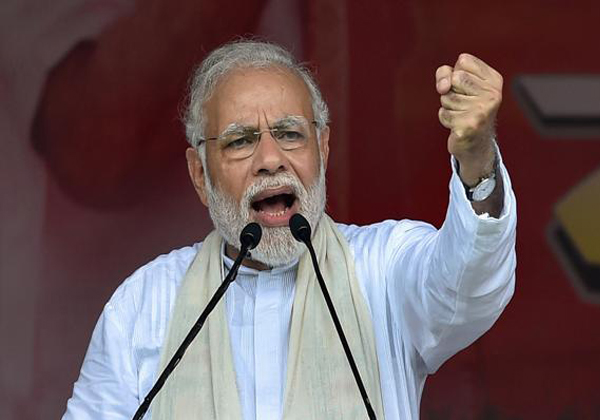 At The First Time Narendra Modi Voice About Vote For Note-
