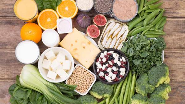 Calcium Rich Foods-
