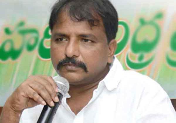 Chandrababu Naidu Want To Sake Sailajanath In TDP-