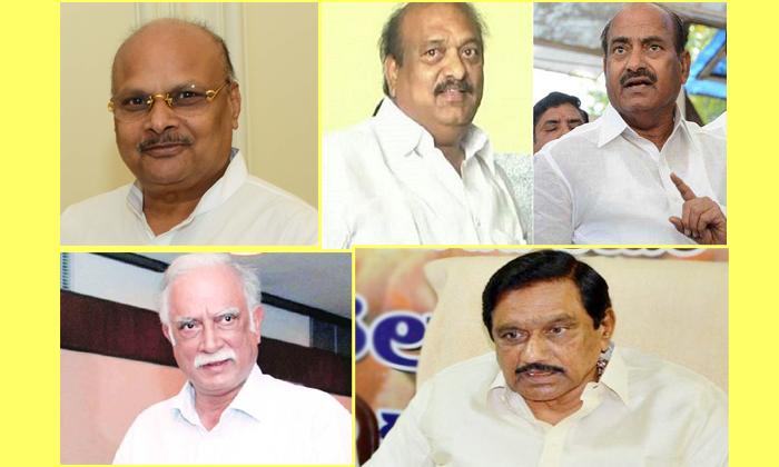 Chandrababu Naidu Wants To Give Rest For Seniors-