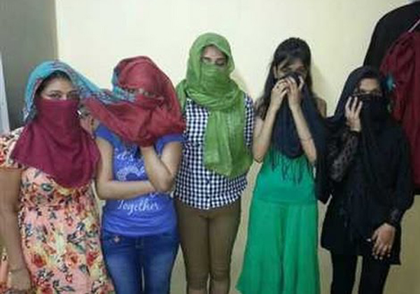 Her Own Sister Putting In To Prostitution Ongole-