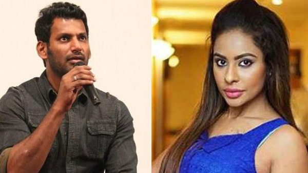 Hero Vishal Ready To Fight With Sri Reddy-