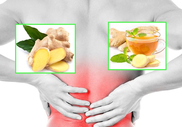 How To Use Ginger For Back Pain-