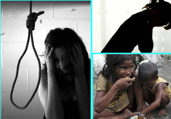Hunger Deaths In Agra-