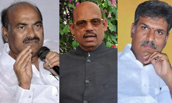 Indiscipline Hits Telugu Desam Party-