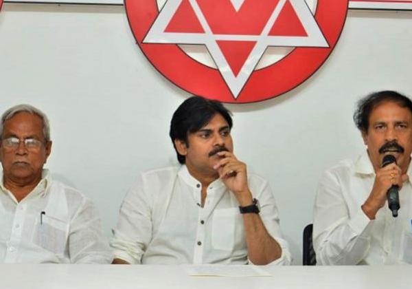 Is Pawan Kalyan Going To Tie Up Left Parties Or Not-