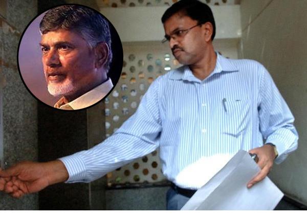 JD Laxminarayana Warns AP CM Chandrababu Naidu-