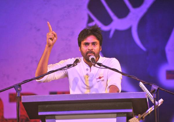 Janasena Pawan Kalyan Comments On YS Jagan-