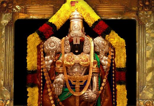 Lord Venkateswara Swamy Deeparadhana Pooja-