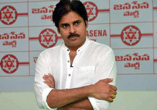 Pawan Kalyan's Jana Sena To Contest In Two Places 2019-