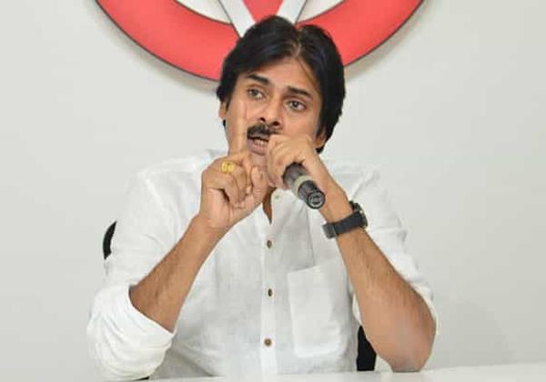 Pawan Kalyan Strong Counter To Chandrababu Naidu-