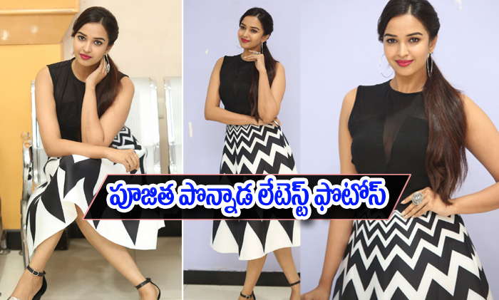 Pujita Ponnada Latest Photos-Pujita Ponnada Latest Photos--Telugu Actress Hot Photos Pujita Ponnada Latest Photos--Pujita Ponnada Latest Photos-