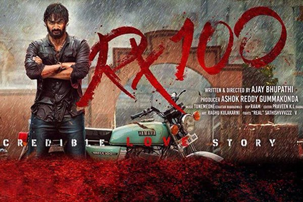 Rx 100 Movie Poor Collections In Overseas-