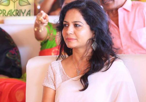 Singer Sunitha To Get Married Again-