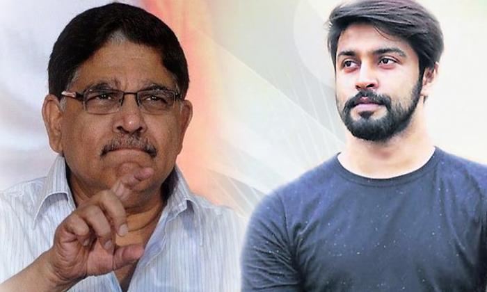 Allu Arvind Gives Big Punch To Kalyan Dev--Allu Arvind Gives Big Punch To Kalyan Dev-