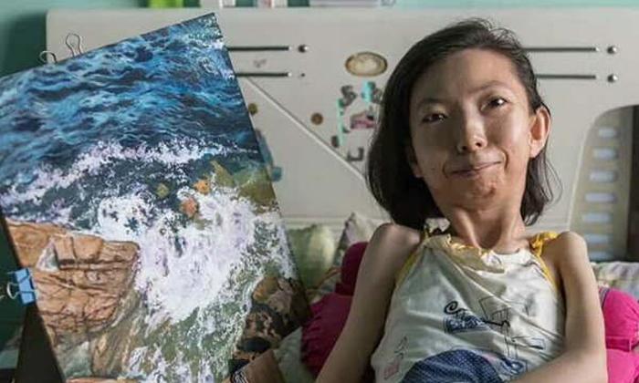 Ardharytes Patient China Jang Jun Li Paints-