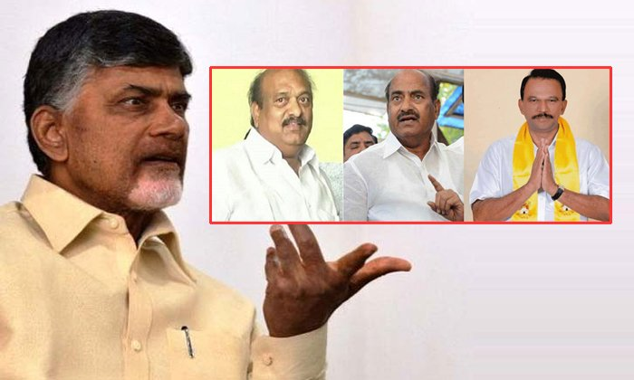 Chandrababu Getting Headache Over Party Mlas--Chandrababu Getting Headache Over Party MLAs-