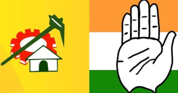 Chandrababu Headache With Congress-