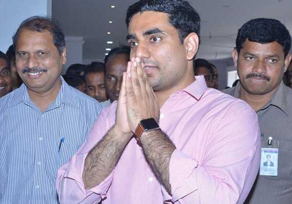 Chandrababu Naidu Getting Problems With Nara Lokesh-