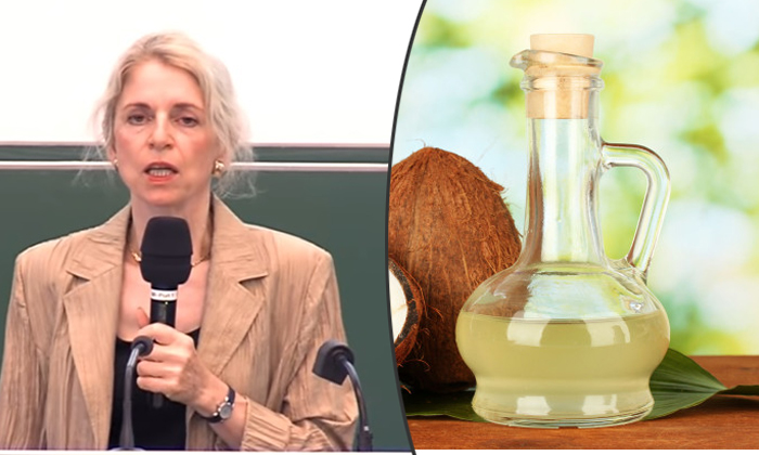 Coconut Oil Is Pure Poison Says Harvard Professor Karin Michels--Coconut Oil Is Pure Poison Says Harvard Professor Karin Michels-