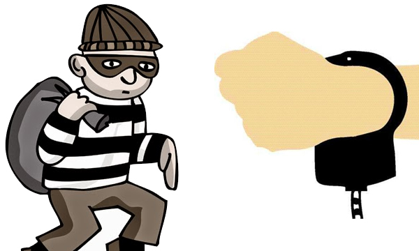 Delhi Robbers Dreamt Of Lakhs  Ended Up With 5 Rupees-