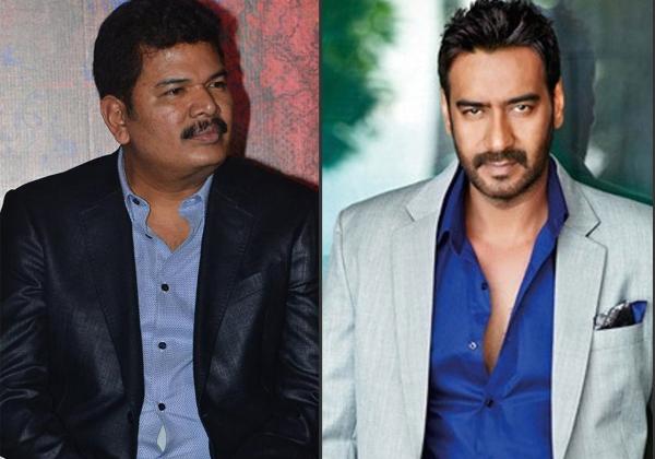 Director Shankar Want Ajay Devgan In Bharateeyudu 2-