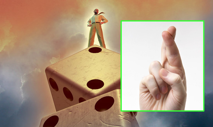 Do You Know The Person When He Gets Luck--Do You Know The Person When He Gets Luck-