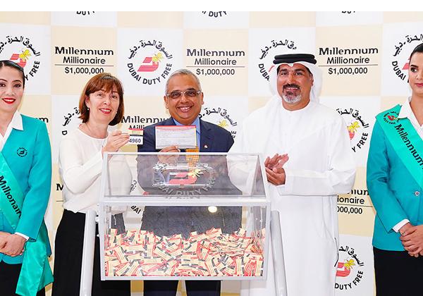Expat From Kerala Wins $1 Million In Dubai-
