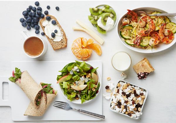 Foods Make You Feel Full Aid-