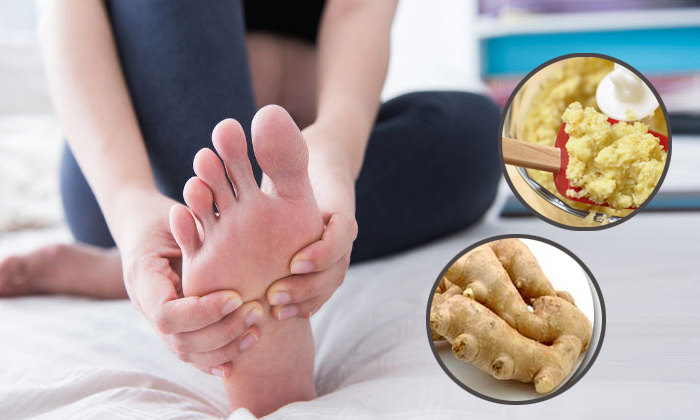 Ginger Pulp Beat Smelly Feet--Ginger Pulp Beat Smelly Feet-