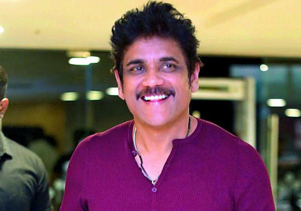 Hero Nagarjuna Tongue Slip About Tollywood Movies-