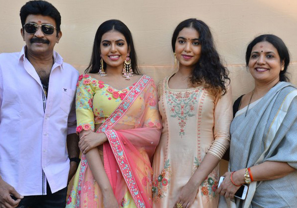 Hero Rajasekhar Takes Sensational Decision About Daughter Shivatmika-
